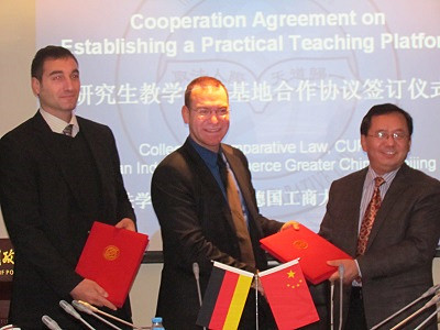 Ccl And Gcc Beijing Extends Agreement On Establishing Practical